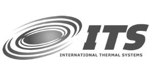 international thermal systems logo - greyscale