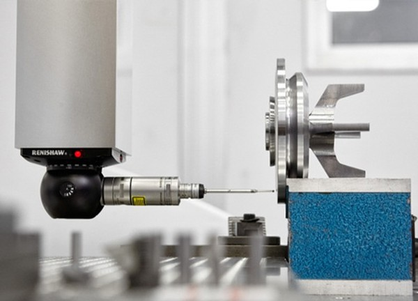 Global Manufacturer of machined components