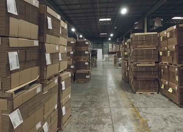 Pioneer Packaging Plant