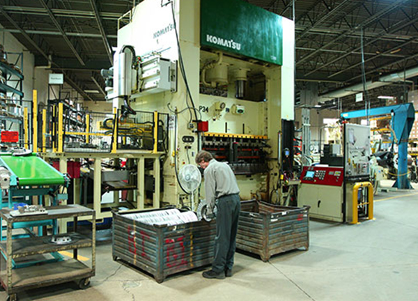 Waukesha-Metal-equipment